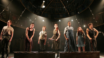 THE CIRCUS IN WINTER at Goodspeed Musicals