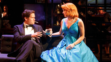 Far From Heaven at Playwrights Horizons. Photo by Joan Marcus.