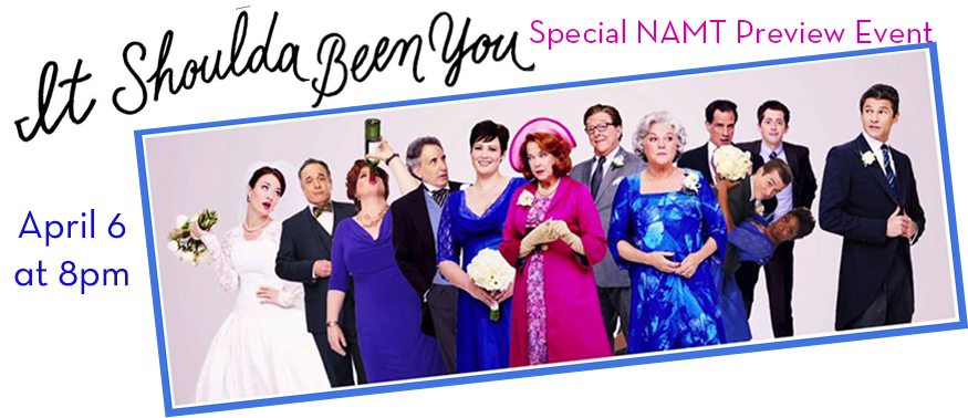 IT SHOULDA BEEN YOU Special Preview Event